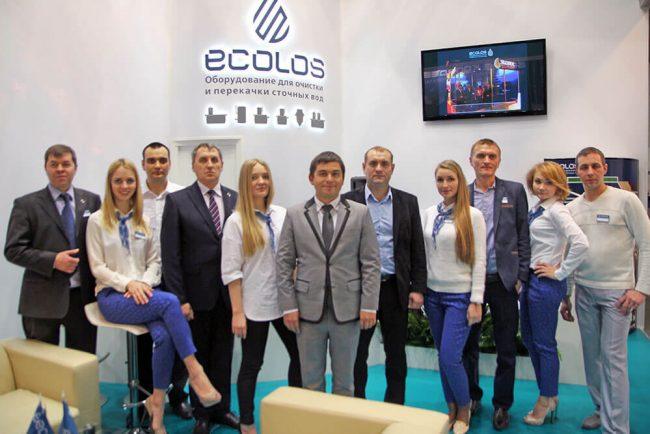 Компания SANI на выставке Aqua-Therm Moscow 2016