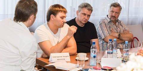Директор компании SANI Антон Пономарев принял участие в круглом столе «Новые идеи для загородного дома»